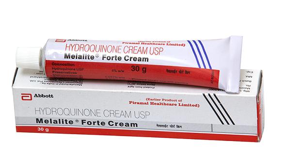 FDA bans hydroquinone