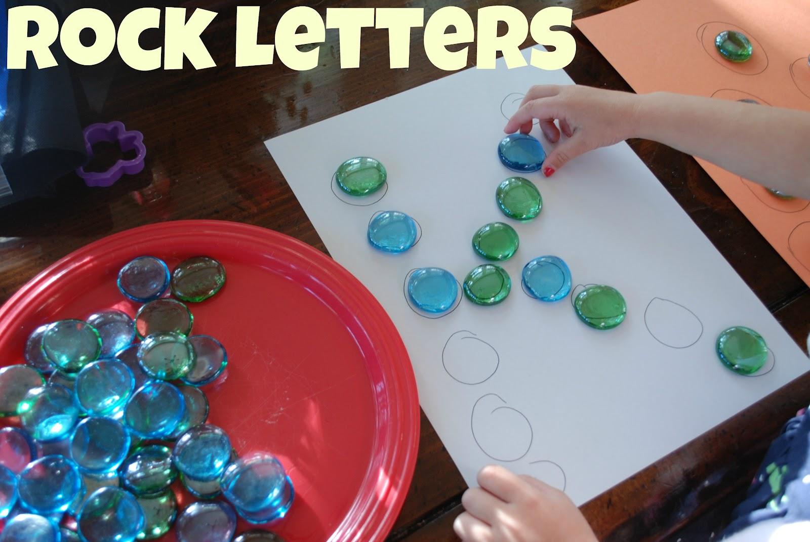 Kindergarten Rocks Worksheets