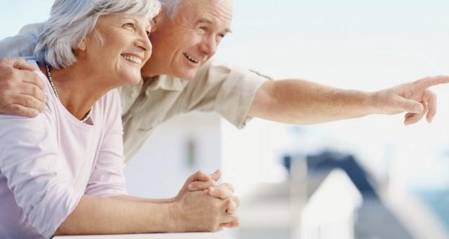 بحث شامل ومفصل عن مرحله الشيخوخه
