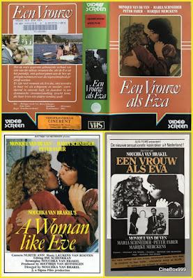 Een vrouw als Eva / A Woman Like Eve. 1979.