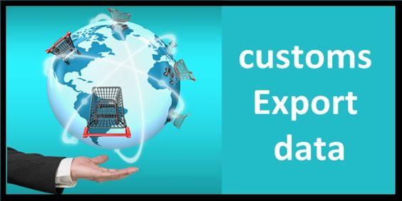 customs Export data