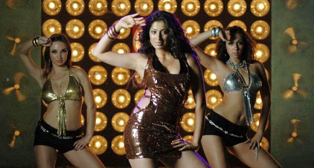 lakshmi rai in khaidi no 150 item song