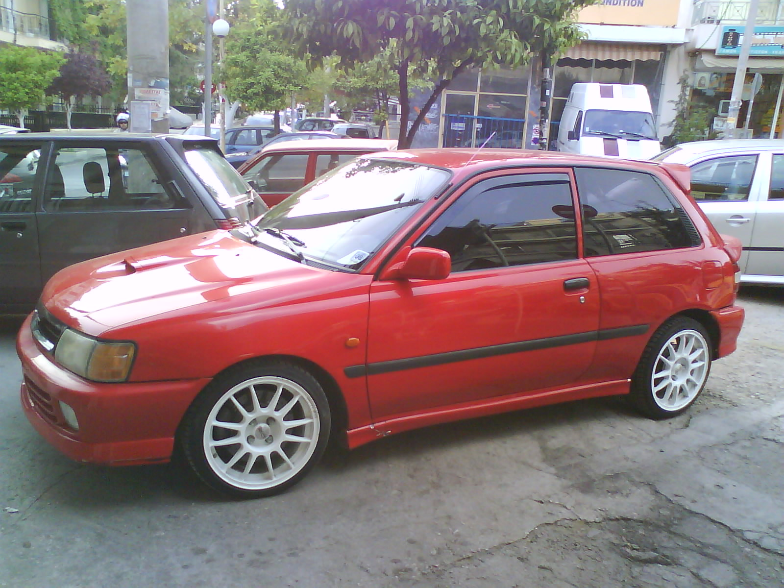 Modifikasi Mobil Starlet Gt Ottomania86