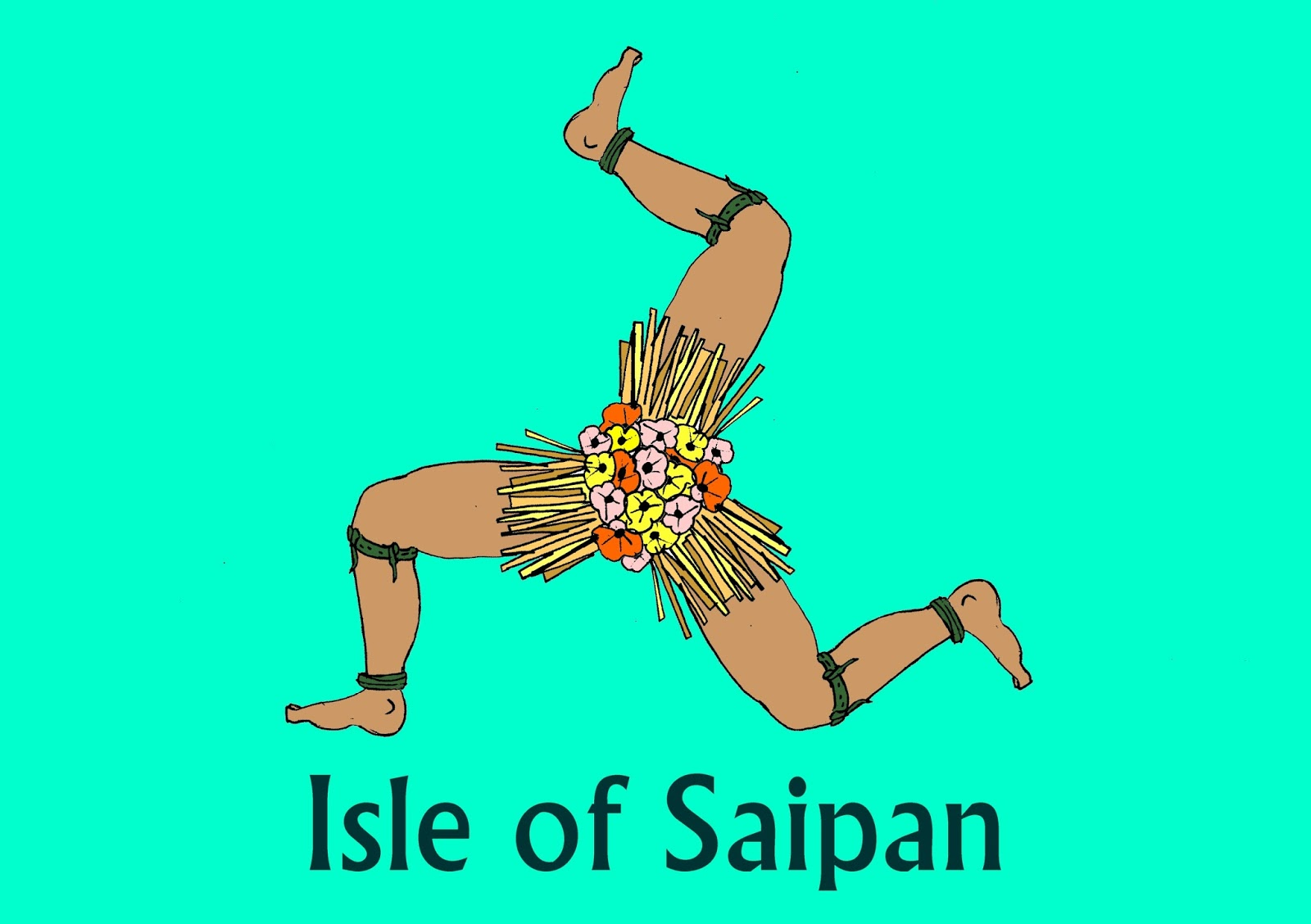 the voice of vexillology flags heraldry isle of saipan flag