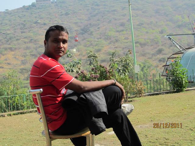 ropeway in udaipur