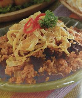 Gambar Resep Nasi Goreng Special Jeroan