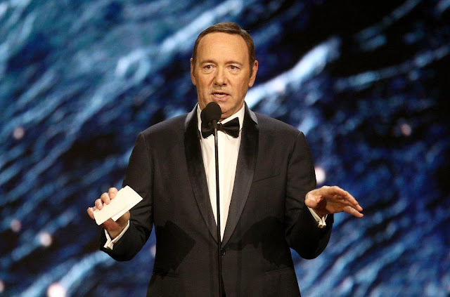 Kevin Spacey faces second criminal investigation in London