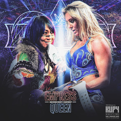 Empress vs Queen 2