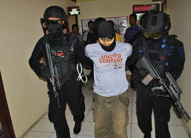 Dua Pelaku Pengeboman Gereja Samarinda Akhirnya Ditangkap