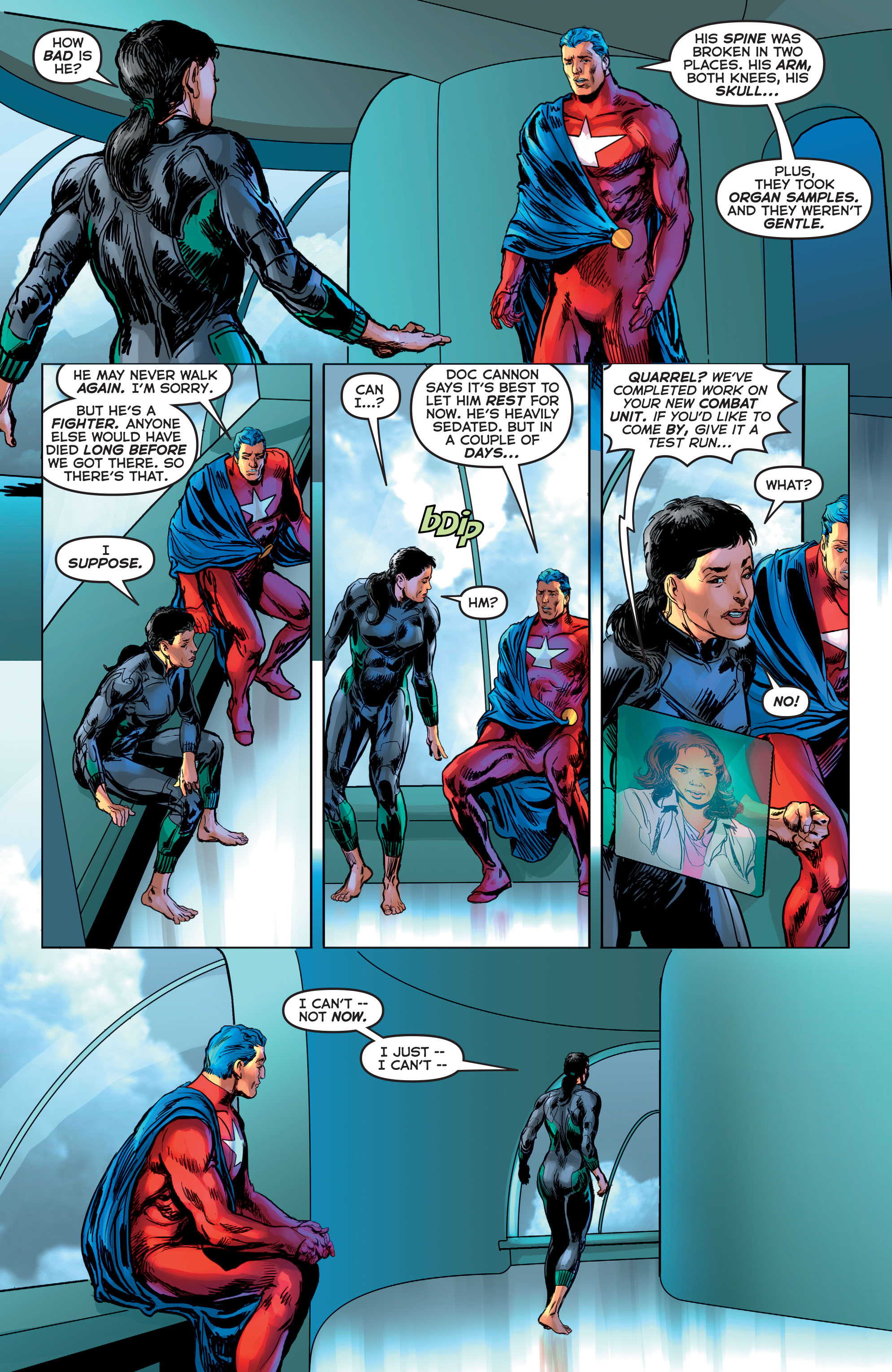 Read online Astro City comic -  Issue #21 - 10