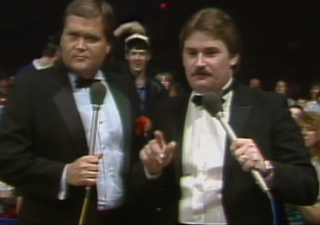NWA CLASH OF THE CHAMPIONS 1 - 1988: Tony Schiavone & Jim Ross