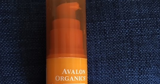 AVALON ORGANICS BRAND FACIAL SERUM WITH VITAMIN C REVIEW FROM NATURAL HEALTHY CONCEPTS