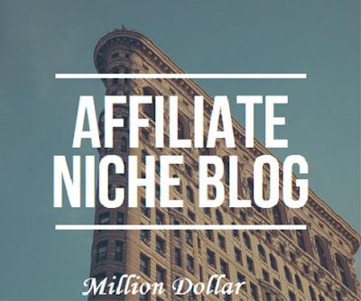 Affiliate Niche Blog