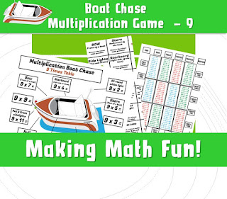 Maths Printable Games