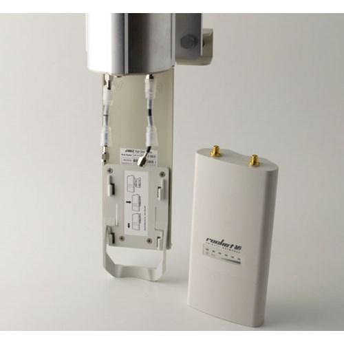 Pemasangan RoketM2 dan Antena Omni Amo2g13 AirMax