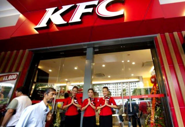 Lowongan Kerja Karyawan KFC Indonesia - PT Fast Food Indonesia, Tbk. Tersedia 3 Posisi Menarik