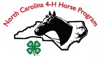 NC 4H horse program logo