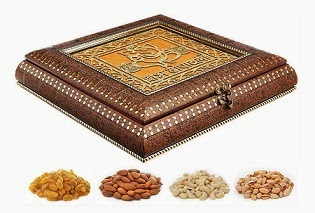 Diwali Dry Fruits Gift Hamper: Flat 30% Off, starts from Rs.595 Only @ Amazon