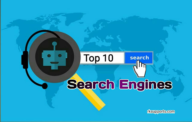 top 10 internet search engines in the world, दुनिया के टॉप 10 सर्च इंजन, search engines, top search engines of the world, internet search engines
