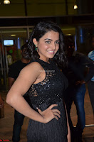 Wamiqa Gabbi in a sleeveless Black Designer Transparent Gown at 64th Jio Filmfare Awards South ~  Exclusive 091.JPG