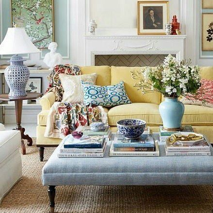 Chinoiserie Chic The Chinoiserie Living Room