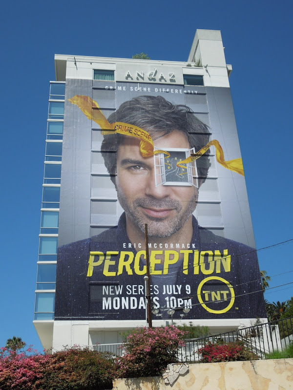 Eric McCormack Perception billboard