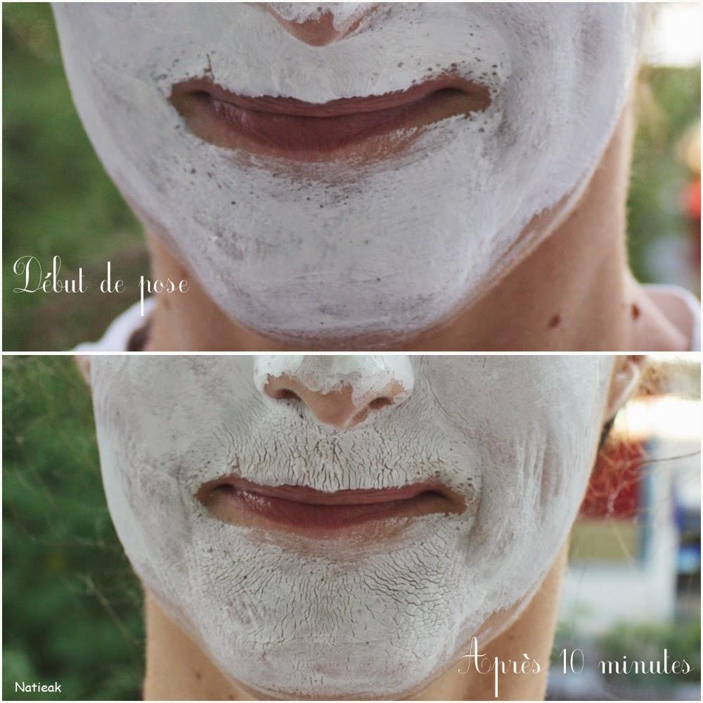 Le masque crème au tilleul gamme Must Beautélive