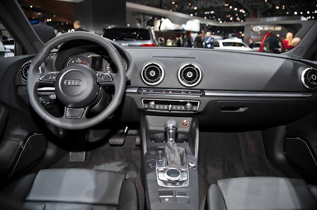2016 Audi A3 Sportback