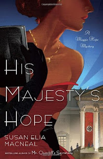 His Majesty's Hope - Susan Elia MacNeal  (from Amazon.com)