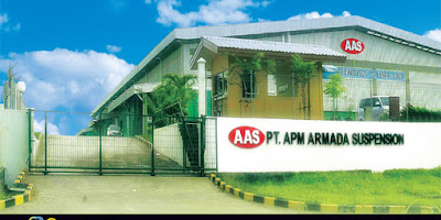 Lowongan Kerja PT. APM Armada Suspension (AAS) Terbaru