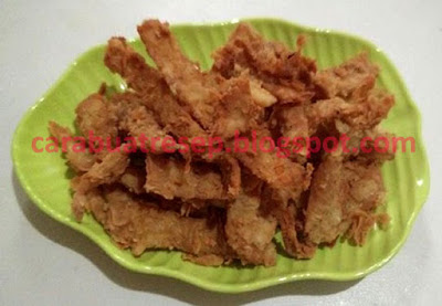 Foto Resep Telur Dadar Goreng Crispy Sederhana Spesial Lezat Sajian Sedap Sekejap Langsung Enak Renyah Kriuk