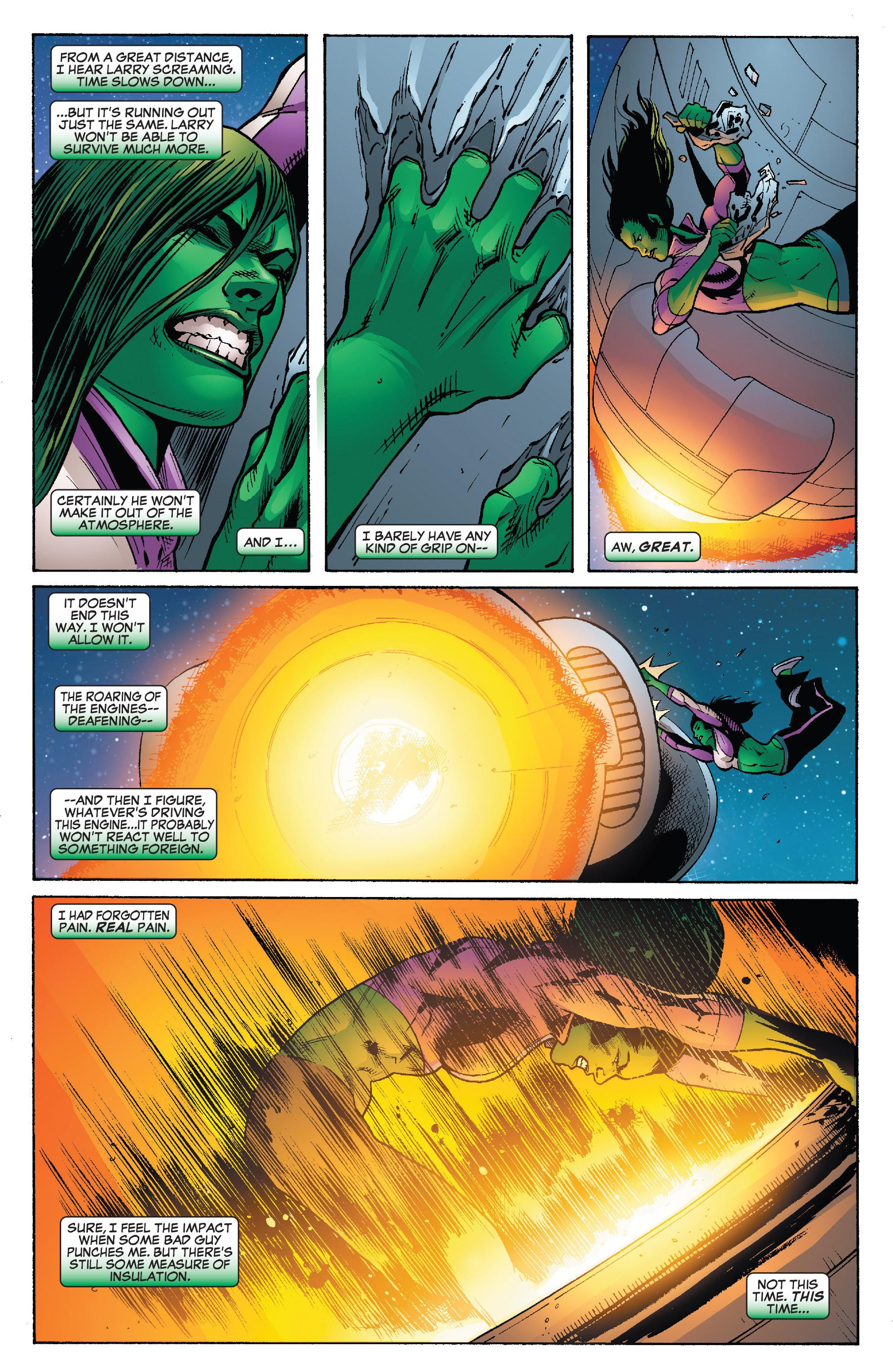 Read online She-Hulk (2005) comic -  Issue #26 - 18