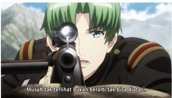 Download Anime Nejimaki Seirei Senki: Tenkyou no Alderamin Episode 8 [Subtitle Indonesia]