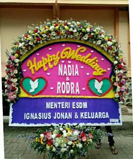 Toko Bunga Papan Happy Kedaung Kali
