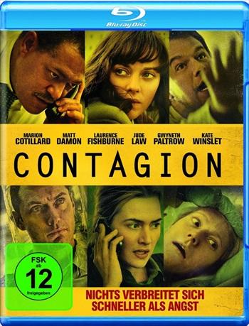 Contagion 2011 Dual Audio Hindi 720p BluRay 850MB