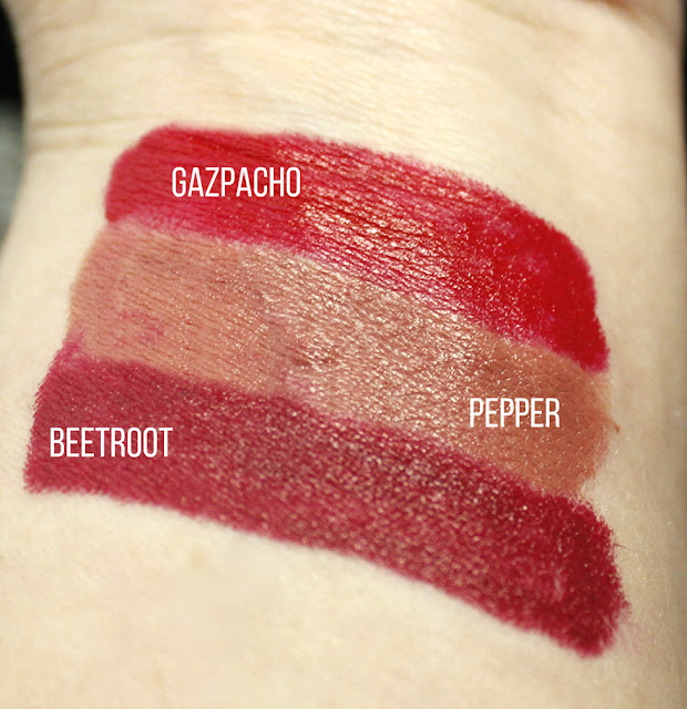 amuse bouche, bite beauty, lipstick, bite lipstick, beetroot, gazpacho, pepper, the perfect bite, sephora, influenster
