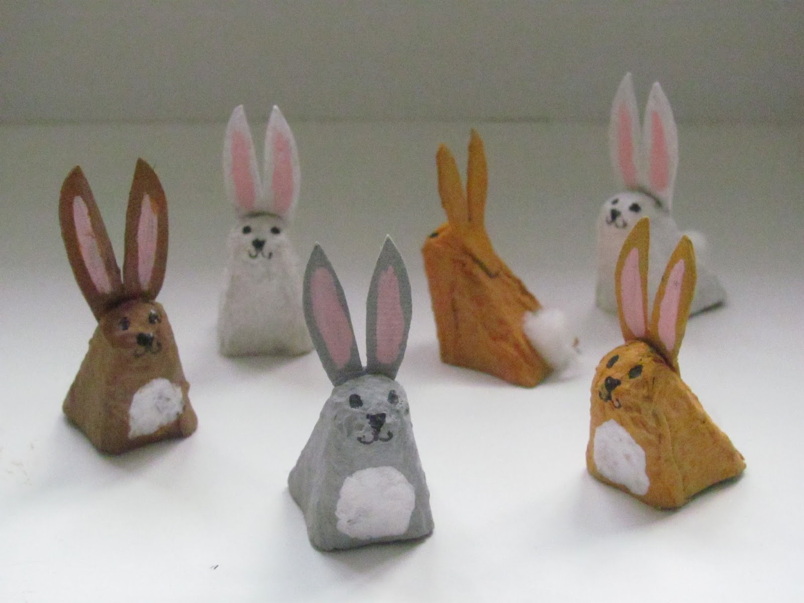 Jumble Tree Easy Bunny Project From Make Your Own Farm Animals