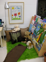 Reggio Emilia Classroom Reading Areas