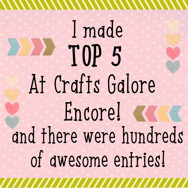 Top5 al Craft Galore Encore