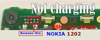 Nokia    1202       Mic    Solution