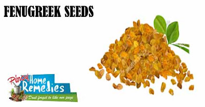 Home Remedies For Hair Loss: Fenugreek Seeds