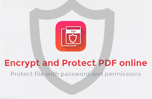 Encrypt and Protect PDF online, So it can't be removed - PDF CAT