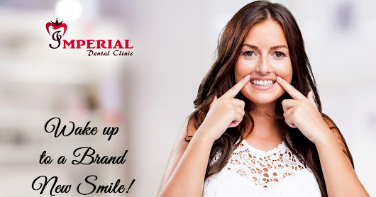 Smile – Let Your Teeth Breath - Imperial Dental Clinic - Chennai