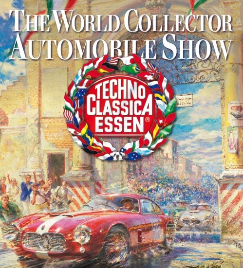 The 30 thirtieth Birthday with 31Edition ��  TECHNO-CLASSICA ESSEN 2019