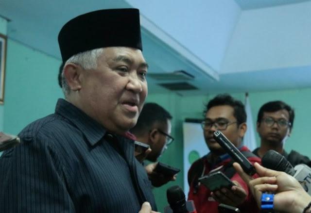 "Dukung Aksi Simpatik 55, Din Syamsuddin: ""Allahu Akbar, Semoga Ini Menjadi Jihad Kita Bersama"""