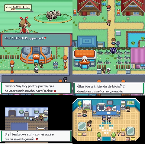 Pokemon Hoenn Adventures