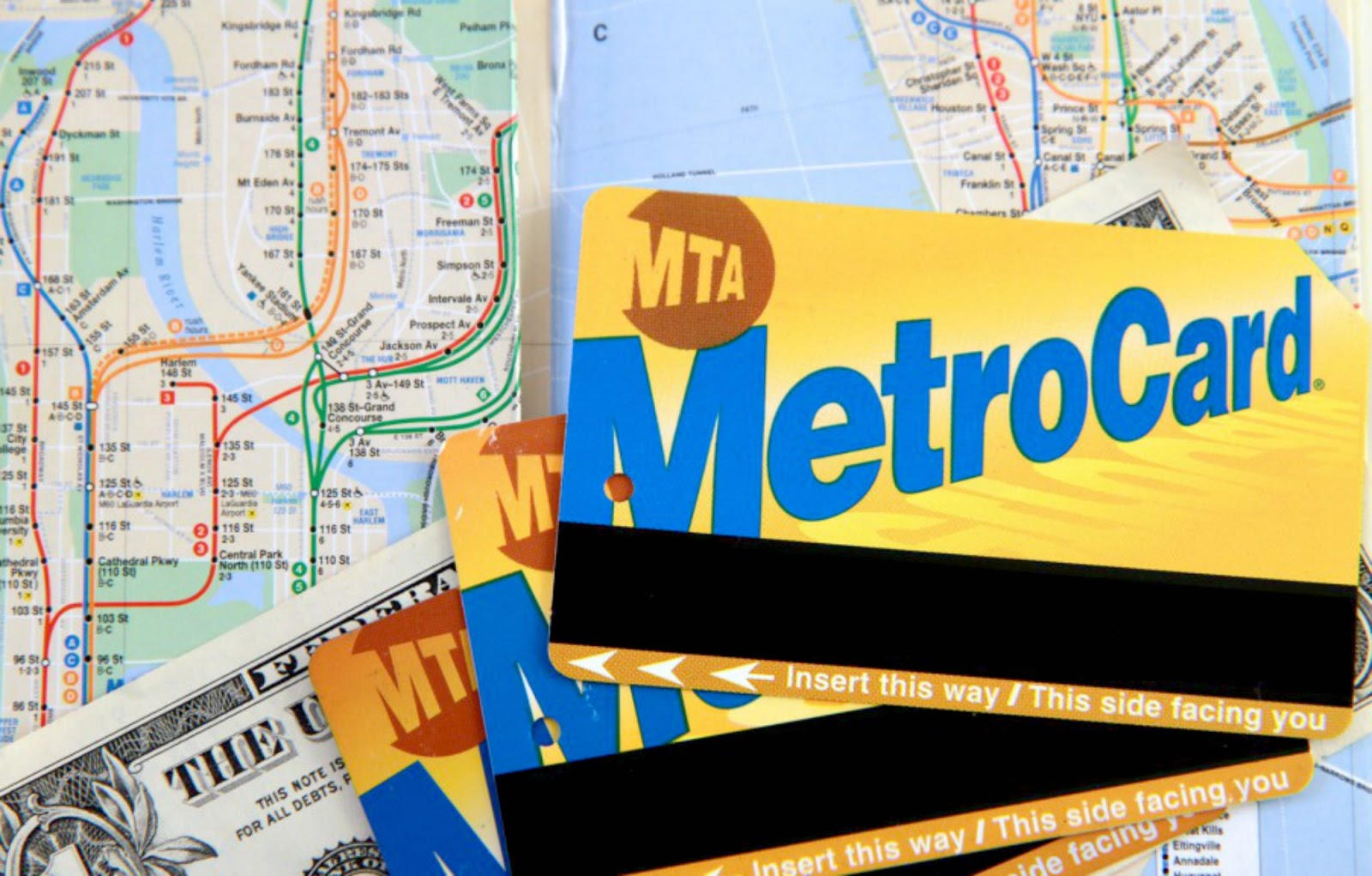 how to navigate the New York subway