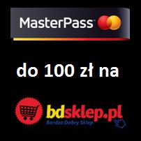 rabat do 100 zł na bdsklep z portfelem masterpass