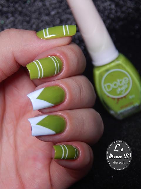 esmalte-verde
