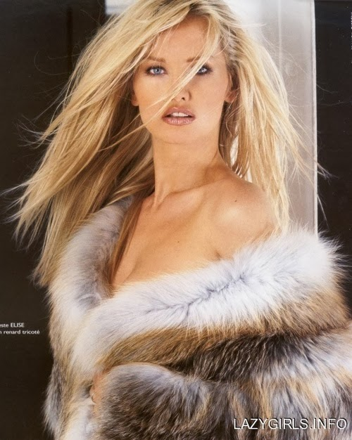 Picture Sexy Women Naked In Fur Coat 104